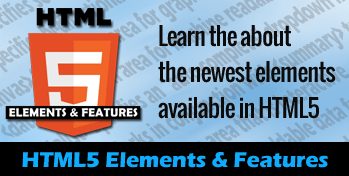 HTML5 elem features