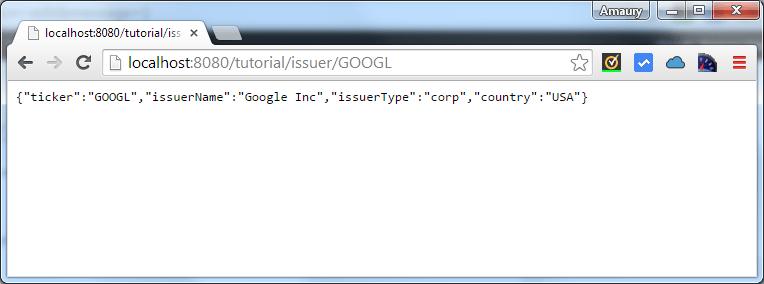 issuer get by ticker googl