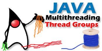 java multithreading thread groups