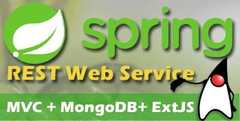 spring mvc ext mongo