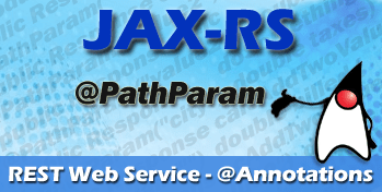 java jaxrs pathparam