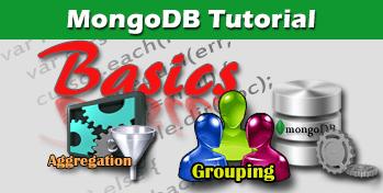 MongoDB Basics – Aggregation and Group Examples Tutorial