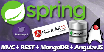 spring mvc angular bootstrap