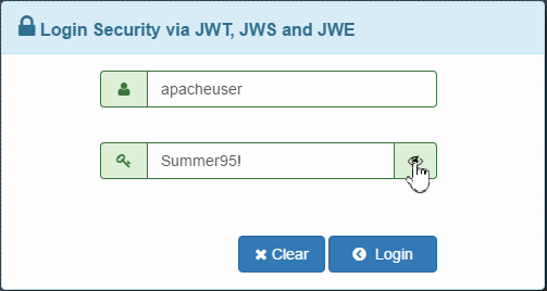 JAX-RS Security using JSON Web Encryption(JWE) with