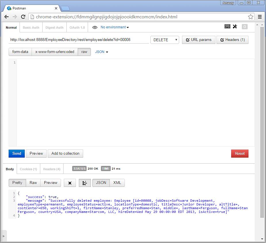 Basic & Advanced Search using Angular Material, Grid-UI, Spring MVC
