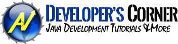 Developers Corner – Java Web Development Tutorials