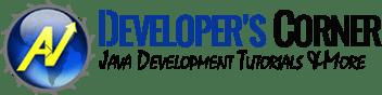 Developers Corner – Java Web Development Tutorials